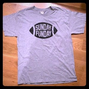 Other - NWOT Men's Football 🏈 Graphic Tee